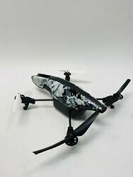 Parrot AR Drone 2.0 HD Camera Smartphone W Battery Untested For Parts $50.00