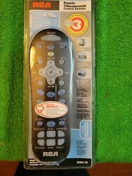 RCA 3 Device Universal Remote Large Buttons RCR311BN $18.99
