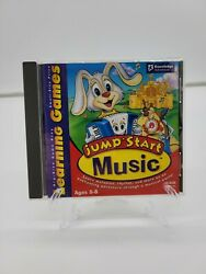 Jump Start Music PC CD Rom Ages 5 8 Learning Games $9.99