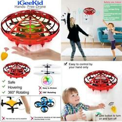 Igeekid Hand Operated Mini Drones Kids Flying Ball Toy Birthday Gifts For Boys G $29.98