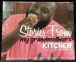 STORIES FROM MY GRANDMOTHER#x27;S KITCHEN by Darius Williams HARDCOVER 2015 $34.95