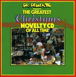 The Greatest Christmas Novelty CD of All Time $5.26