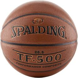 Spalding TF 500 Composite Basketball Intermediate Size 28.5 Inches $29.70