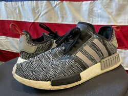 ADIDAS NMD R1 'Glitch Camo' MENS 13 48 Shoes Sneakers $29.99