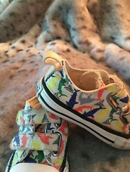 Converse All Star toddler sneakers $22.00