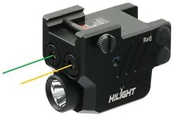 HiLight H10GLIRL Green and Infrared IR Lasers with 500lm LED Flashlight Combo $109.95