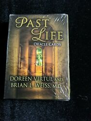 Tarot Cards Deck Oracle Cards Past Life edition 44 cards new $12.25