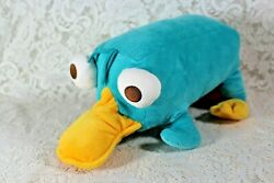 Disney Parks Phineas amp; Ferb Perry the Platypus Plush makes sound $12.99