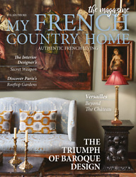 MY FRENCH COUNTRY HOME JAN FEB 2021 N0.13 THE TRIUMPH OF BARBOQUE DESIGN $14.99