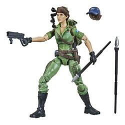 G.I. Joe Classified Series Series Lady Jaye Action Figure 25 Collectible Toy $19.99