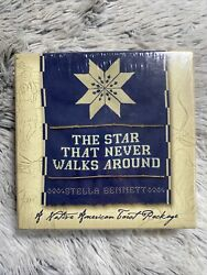The Star That Never Walks Around 2002 Native American Tarot Cards amp; Book Set $99.99