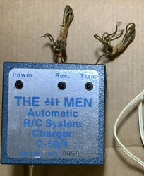 The Men RC Charger $21.88