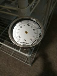 """Reotemp Compost Thermometer 36"""" Stem *For parts or repair* $39.99"""