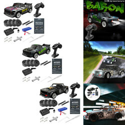 2.4GHz 4 Channel Remote Control Drift Car 50KM H Kids RC Brushless Rally Car $106.44