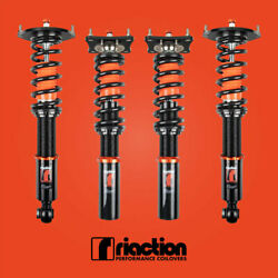 RIACTION COILOVERS 32 WAY ADJUSTABLE FOR MAZDA RX 7 FC 1986 1991 $970.00