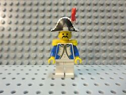 Lego Pirates I Imperial Soldier Governor Minifigure w Red Feather Vintage $39.99