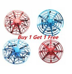 360° UFO Flying Ball Mini Drone RC Toy Hand Controlled Helicopter Toy Fly Drones $24.28