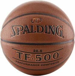 Spalding TF 500 Composite Basketball Intermediate Size 28.5 Inches $29.95