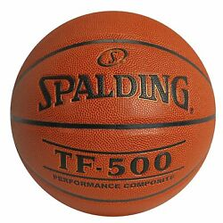 Spalding TF 500 Performance Composite Basketball 29.5 inches Size 7 $32.00