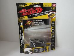New Phantom RC Pocket Racers Remote Controlled Micro Race Car As Seen on TV $19.99