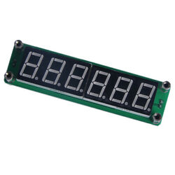 Signal Frequency Counter 6LED RF Meter LED Display Module 1MHz 1000MHz Green $15.79
