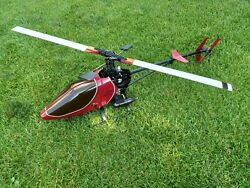 Vintage RC Helicopter Schluter Junior 50 OSmax .50 $495.00