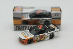 2021 COREY LAJOIE #7 Schluter Systems 1:64 In Stock Free Shipping $8.99