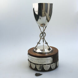 Sporting Antiques : Large novelty silver plate Shooting Trophy The Jones 1940 50 GBP 370.00