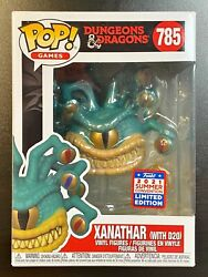IN HAND FUNKO POP DUNGEON amp; DRAGONS XANATHAR D20 FUNKON SUMMER EXCLUSIVE SDCC $39.94