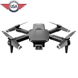 Mini Drone Quadcopter Selfie WIFI FPV HD Camera Foldable Arm RC Toy US STOCK $32.15