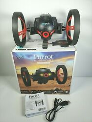 Parrot Mini Drone Jumping Sumo with Original Box Instructions Decals $35.00