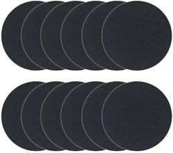 12 Pack Charcoal Filters for Kitchen Compost Bin Pail Replacement Filter Home $20.53