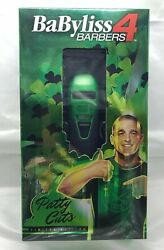 BaBylissPRO FX787GI Trimmer Patty Cuts Ltd Edition Green and Black NEW $119.95