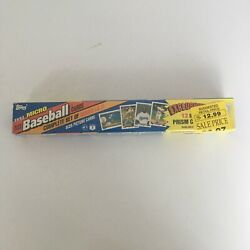 1993 Topps Baseball SEALED Factory Micro Set Jeter Rookie RC with 12 Prism Cards $75.00