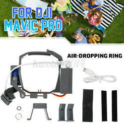 Double Release Air Dropping Fishing Bait Thrower System For DJI Mavic Pro Drone $27.99