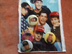 1 NOVELTY PACK OF 1990quot;S POP GROUP NEW KIDS ON THE BLOCK NEW GBP 8.99