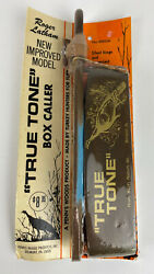 Vintage Roger Latham True Tone Turkey Caller Penns Woods Products Model No 6604 $75.00