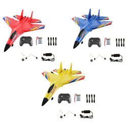 SU 27 EPP Foam RC Fixed Wing Aircraft Remote Control Glider Model Toys Gifts $28.36