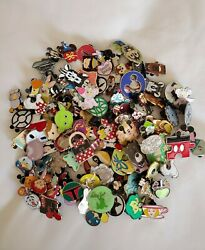 NEW DISNEY TRADING PINS 50 LOT NO DOUBLES HIDDEN MICKEY Free First Class Ship $24.99