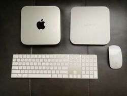 Apple Mac mini with Includes apple mouse keyboard 2TB SSD and matching hub $850.00