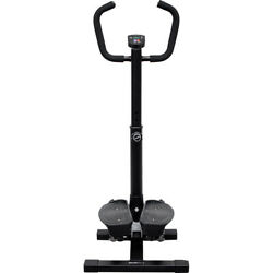 Deco Home Step Machine w Stability Handle Bars Non Slip Pedals and LCD Display $30.00