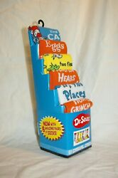 Dr. Seuss 6 Pair Pack Casual Crew Mens Novelty Socks Size 8 12 $11.95