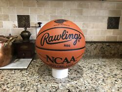 Official Rawlings 1995 NCAA Final Four Game Ball Leather Spalding Basketball $249.95