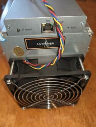 Mint Condition Antminer L3 Bitmain ASIC w apw3 power cord included $1395.00
