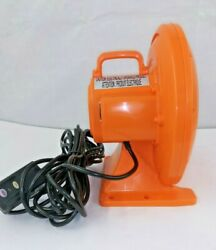 Blower with GFCI Plug for Inflatable Bounce House Air Blower 330W 0.45hp $67.99