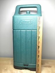 Coleman Lantern 200A 288 286 285 282 Hard Carrying Case ONLY Green plastic $23.99