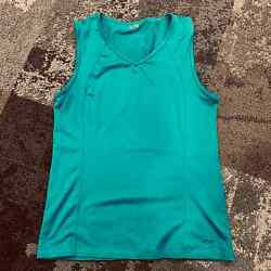 C9 by Champion Teal Tank Active Sleeveless Top XL Women#x27;s $13.49