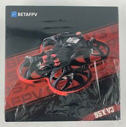 Beta95X V3 Whoop Quadcopter HD Digital VTX Black and Red New $254.99