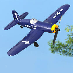 RC Plane 4CH Beginner Remote Control Airplane Ready to Fly Rc Planes for $87.29