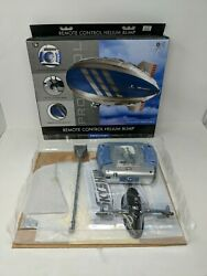 Protocol Helium Blimp RC Flying Airship Remote Control 40quot; NEW Open Box Unused $59.99